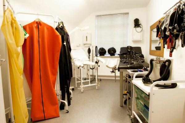 Manchester Medical Fetish Room