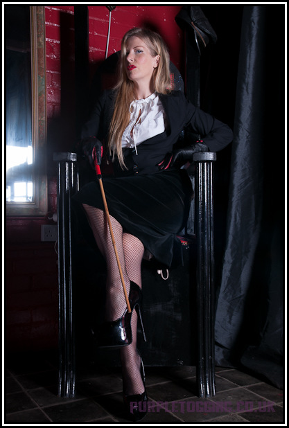 My Manchester Mistress Helena, the HeadMistress
