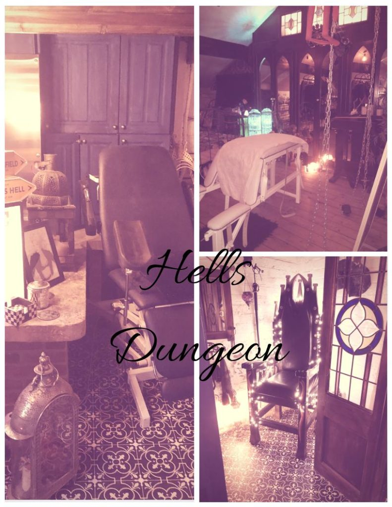 Huddersfield Dungeon Hells place